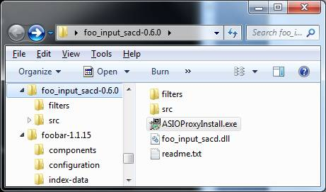 Configuring Foobar2000 for ASIO DSD / DXD Playback with exaSound