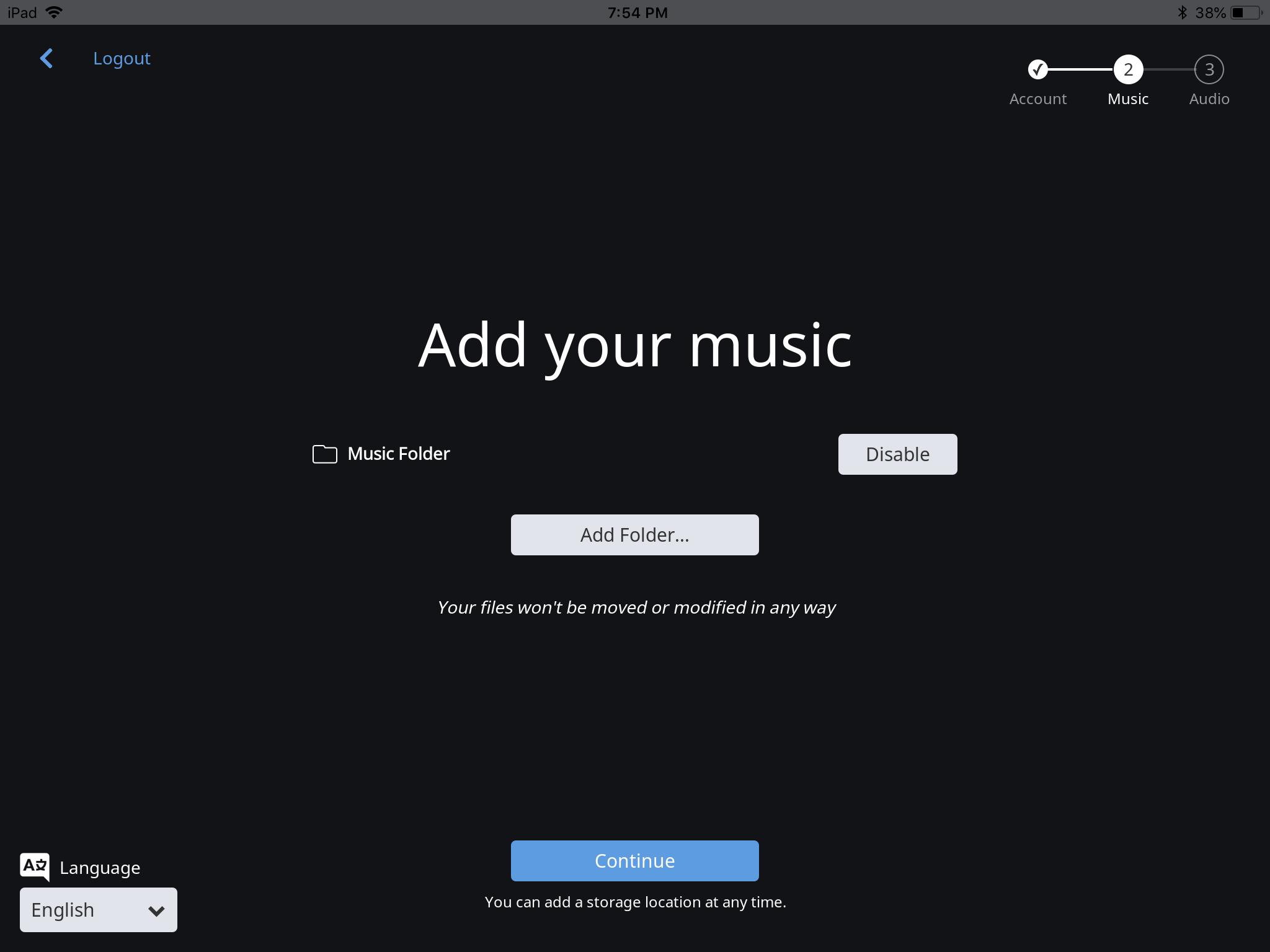 Using the exaSound Sigma Streamer with Roon > exaSound Audio